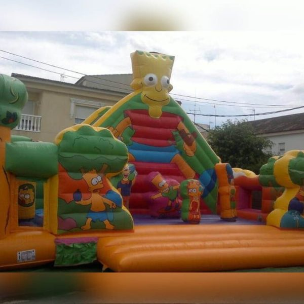 Obstáculos Bart Simpson